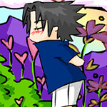 Naruto Kissing