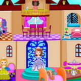 Sofia The First Castle Dollhouse