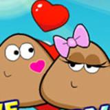 Pou Love Story