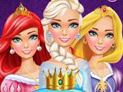 Disney Princess Makeover Salon