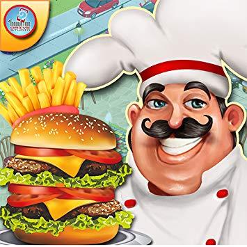 trò chơi nấu ăn nhà hàng