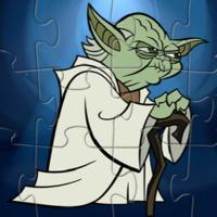 Yoda Star Wars Puzzle