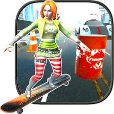 Crazy Skater 3D