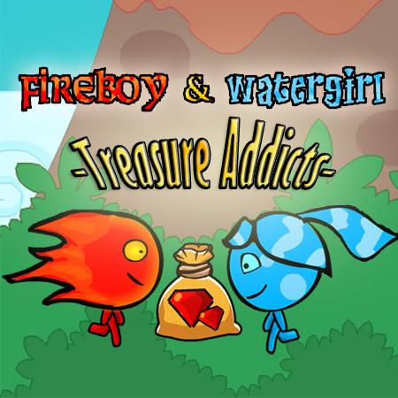 Fireboy and Watergirl: Treasure Addicts