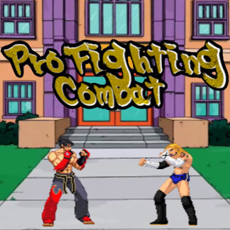 Pro Fighting Combat