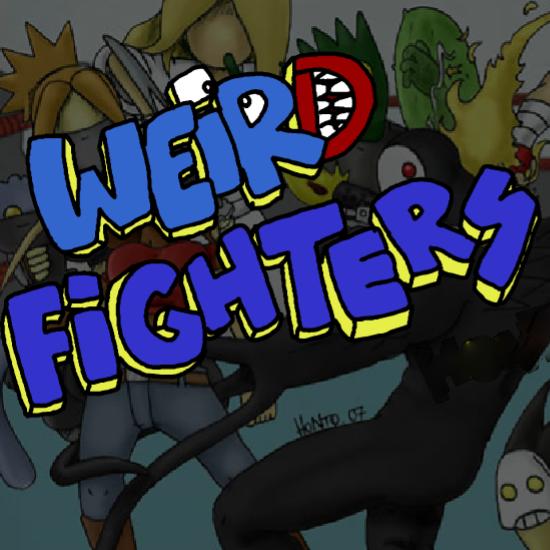 Weird Fighters
