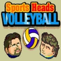 Sports Heads Volleyball