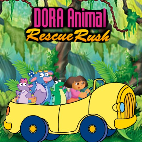Dora Animal Rescue Rush