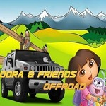 Dora And Friends Offroad