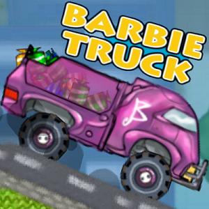 Barbie Truck