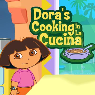 Dora's Cooking In La Cucina