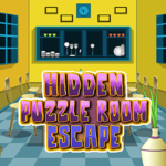 Hidden Puzzle Room Escape