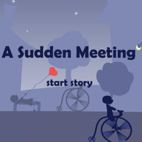 A Sudden Meeting