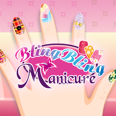 Bling Bling Manicure
