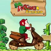 Picking Banana