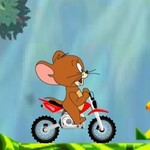 Jerry Motorbike Race