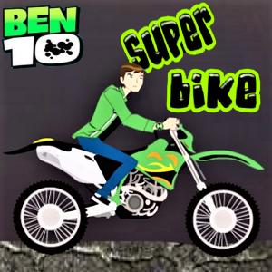 Ben 10 Super Bike