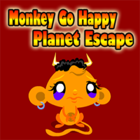 Monkey Go Happy: Planet Escape