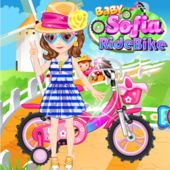 Baby Sofia Ride Bike