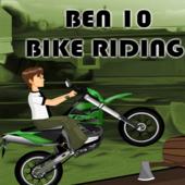 Ben10 Bike Riding