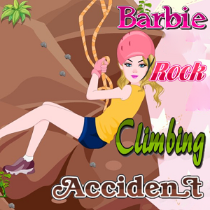 Barbie Rock Climbing Accident