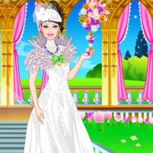Barbie Victorian Wedding