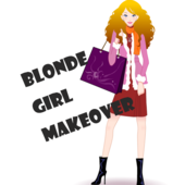 Blonde Girl Makeover