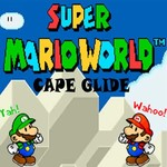Super Mario World Cape Glide