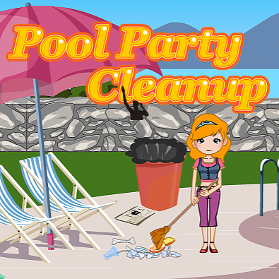Pool Party Cleanup