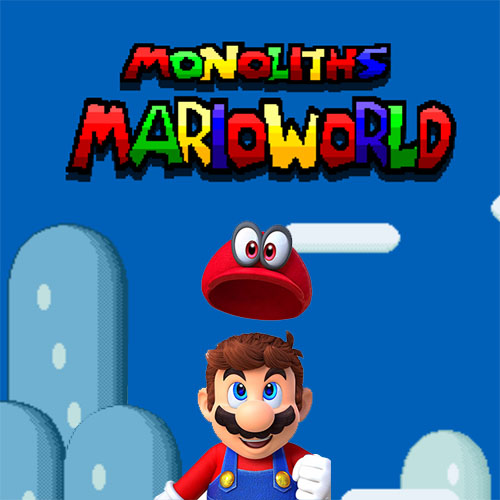 Monoliths Mario World