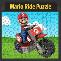 Mario Ride Puzzle