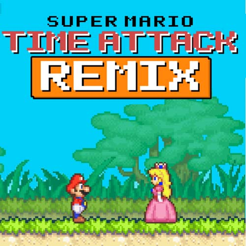 Super Mario Time Attack Remix