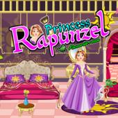 Princess Rapunzel Favourite Room