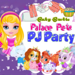 Baby Barbie Palace Pets PJ Party