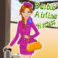 Barbie Airline Hostess
