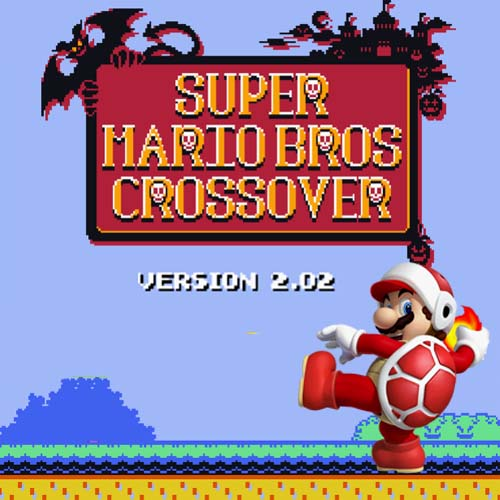 Super Mario Crossover Version 2.02