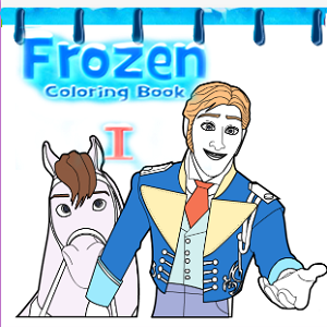 Frozen Coloring Book I