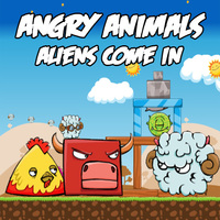Angry Animals: Aliens Come In