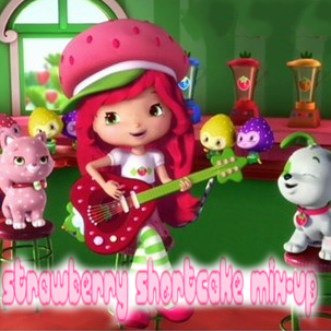Strawberry: Shortcake Mix-up