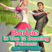 Barbie in the 12 Dancing Princess Jigsaw Puzzle