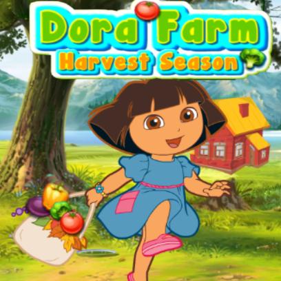 Dora Farm: Harvest Season