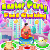 Easter Party Food Cooking