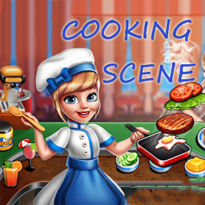 Cooking Scene