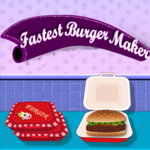 Fastest Burger Maker