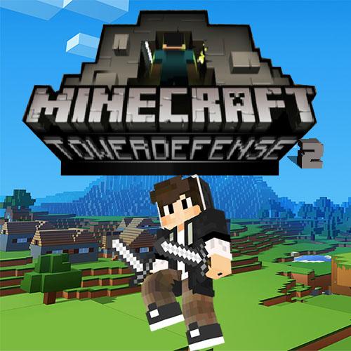 Minecraft Tower Defense 2
