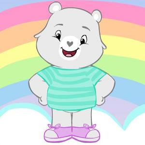 Care Bears Dress Up
