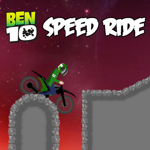 Ben 10 Speed Ride