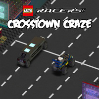 Lego: Racers Crosstown Craze