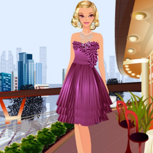 VIP Party Girl Dress Up