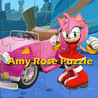 Amy Rose Puzzle